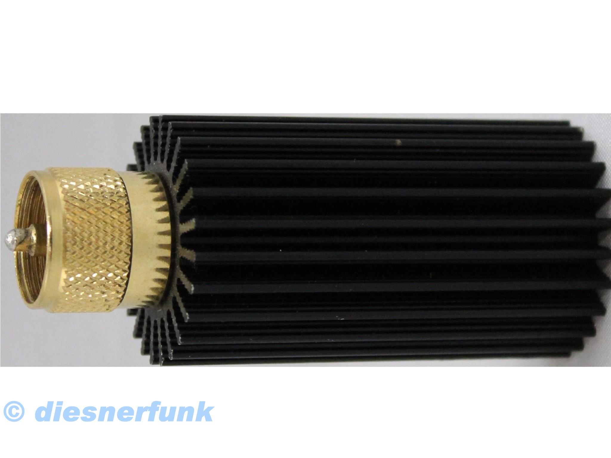cb funk dummy load albrecht dl20 60watt bis 500mhz. Black Bedroom Furniture Sets. Home Design Ideas