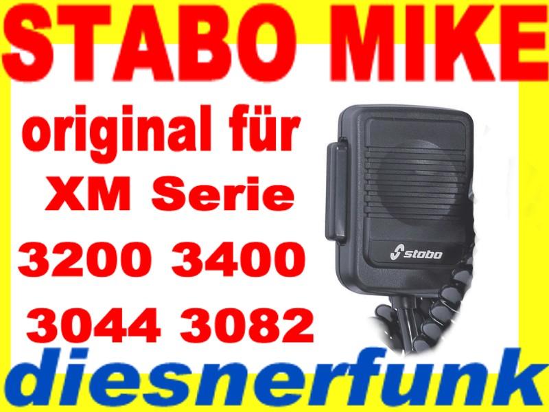 cb funk mike stabo xm 3200 3400 3044 3082 xm3082 original. Black Bedroom Furniture Sets. Home Design Ideas