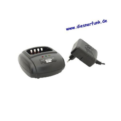 SLG-PT7200 Standladegerät mit Netzadapter zum Laden des Akkus AP