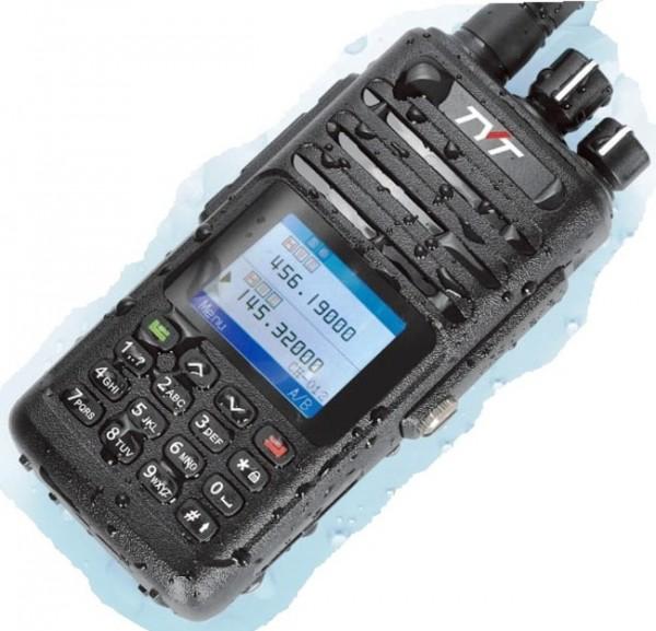 TYT TH-UV-8200 Handfunkgerät VHF/ UHF - IP-67