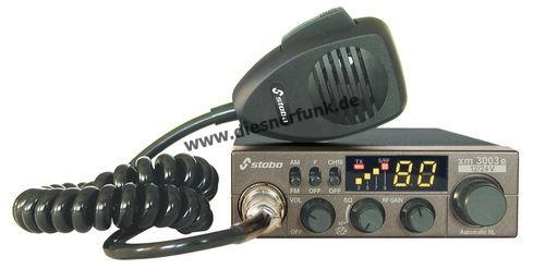 Stabo XM 3003E Multichannel CB-Funkgerät 12/24 Volt