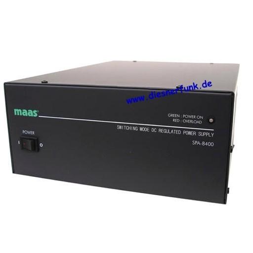 Maas SPA 8400 Schaltnetzteil 40 Ampere