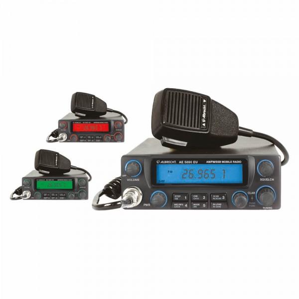 Albrecht AE 5890 EU 12 Watt SSB CB Funkgerät mit Zulassung V3