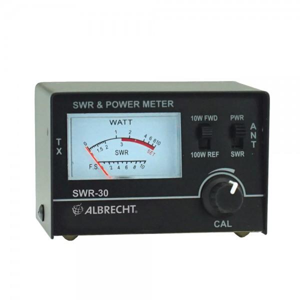 SWR-30, Stehwellen- und Leistungsmessgerät