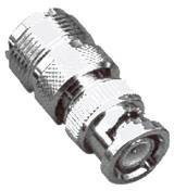 Antennenadapter BNC Stecker auf PL Buchse BNC 1520