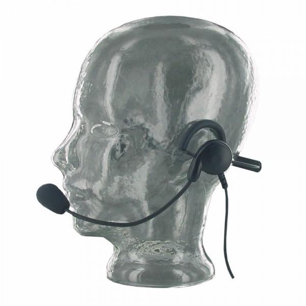 ALBRECHT HS 01 Headset mit Nackenbüge IP55 S-Norm L-Stecker