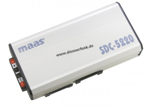 MAAS SDC 5220 Spannungswandler DC-DC 16 Ampere