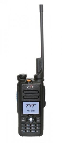 TYT MD-2017--GPS-- DMR Handfunkgerät VHF/ UHF