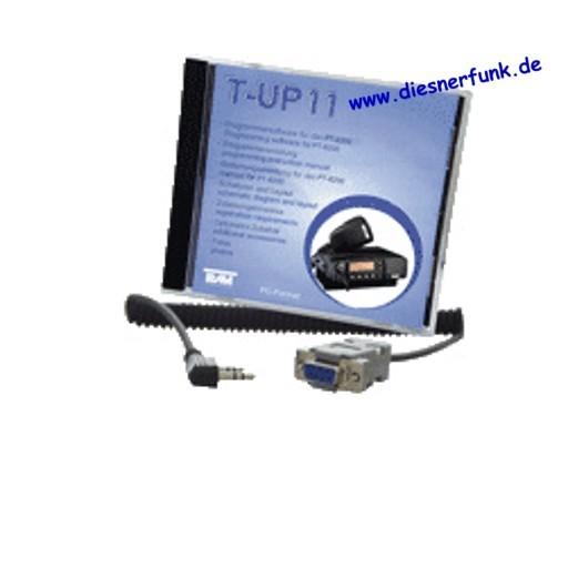 Team T-UP11 PC-Programmiersoftware für Team PT 8200