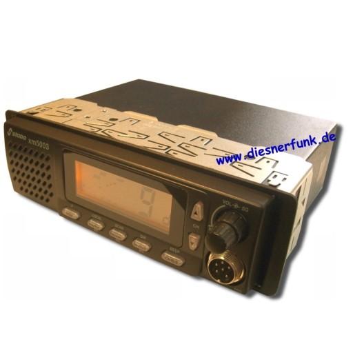 DIN XM5003 Einschubhalter für President Johnson Stabo XM5003 XM4