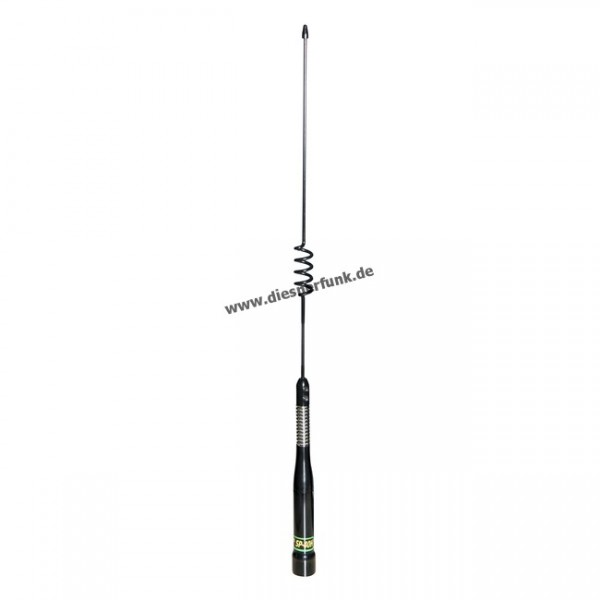 NAGOYA SP-40-HB Duoband Mobilantenne 2m/70cm 2.5-5.5dBi 40cm