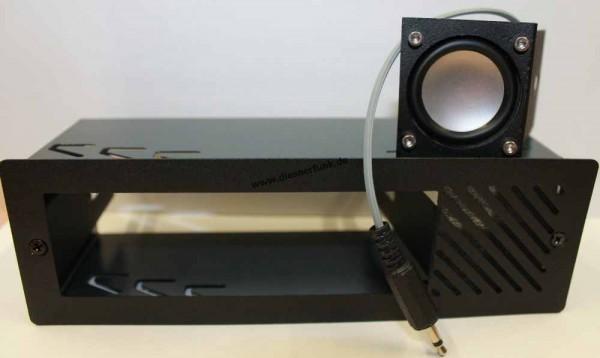 TEAM EBS-TS6m DIN Schacht mit Lautsprecher