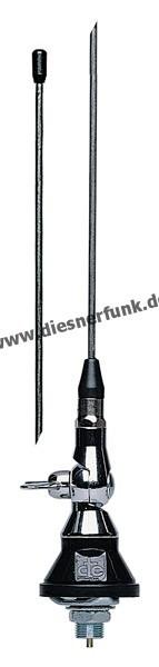 VH1 VHF Antenne 140-175 MHz 51cm Edelstahl 2 Meter Band