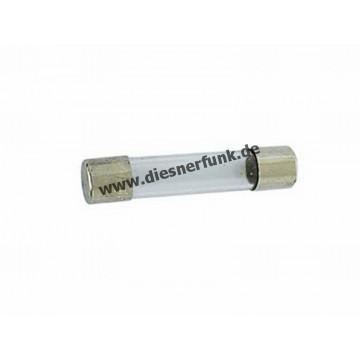Funkgeräte Sicherung Feinsicherung 6,3x32mm 1A