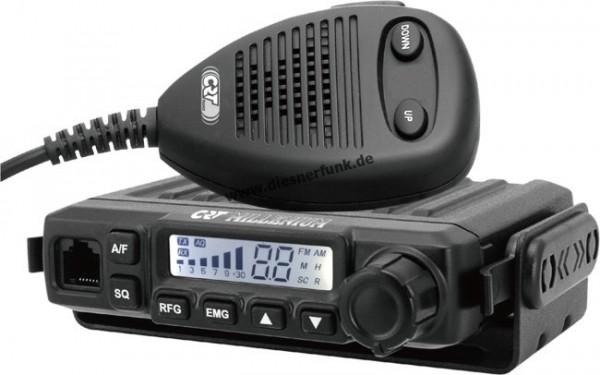 CRT Millenium V3 mini CB Mobilfunkgerät mit Schnellhalter