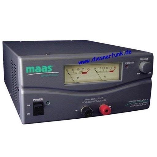 Maas SPS 8400 Schaltnetzteil 40 Ampere