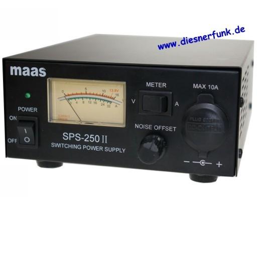 MAAS SPS-250-II Schaltnetzteil 13,8V DC / 25 A