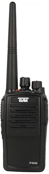 Team TeCom-IPDA32 digital UHF Betriebsfunkgerät 4 Watt IP67-Copy