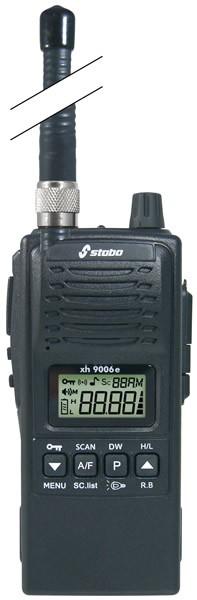 Stabo xh 9006e CB Funk Handfunkgerät IP54 Multi 4Watt