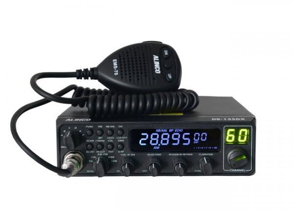 ALINCO DR-135-DX Mobilfunkgerät 10 Meter