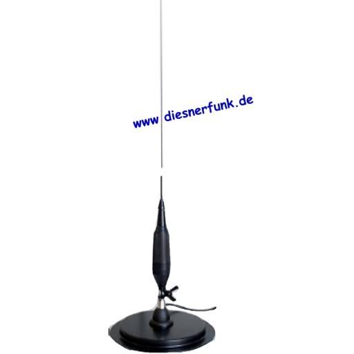 CB Funk Antenne Ranger TS9 Short Magnetantenne 70cm 200Watt