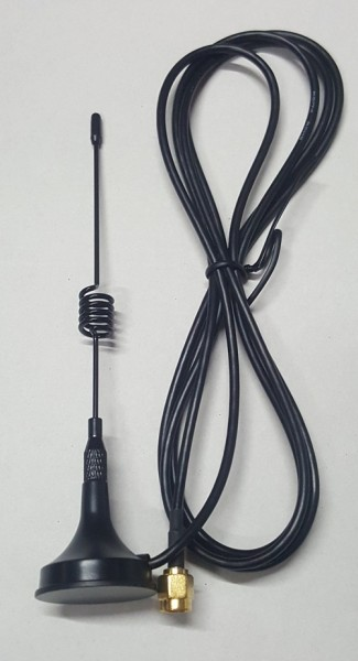 Minimag 446 SMA Magnet Antenne 14cm für Alan G7 G9
