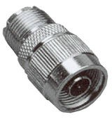 Antennenadapter N Stecker auf PL Buchse NC 1465