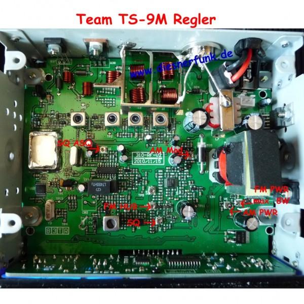Abgleichservice für CB Funkgeräte mit AM FM