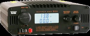 Team LAB-SNT 1330 LCD Schaltnetzteil 30 Ampere 9-15 Volt