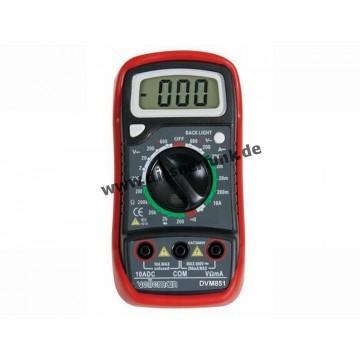 Digital-Multimeter DVM 851 3,5-stellig