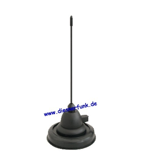 TaxiMag Kit Betriebsfunk 70cm Band UHF Antenne 1/4L 440-480 MHz