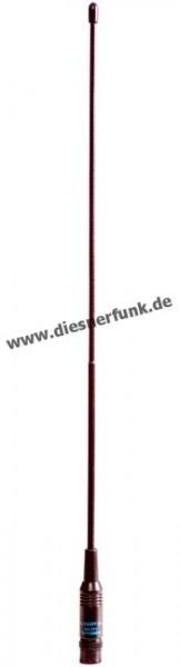 VHF/UHF Aufsteckantenne SMA 36cm