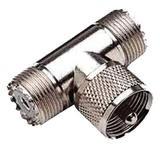 NC 560 PL T Stück 2 x Kupplung / 1 x Stecker.