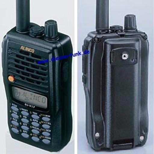 ALINCO DJ-V 17 E Amateur Transceiver 144-146 MHz