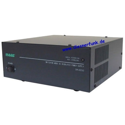 Maas SPA 8250 Schaltnetzteil 25 Ampere