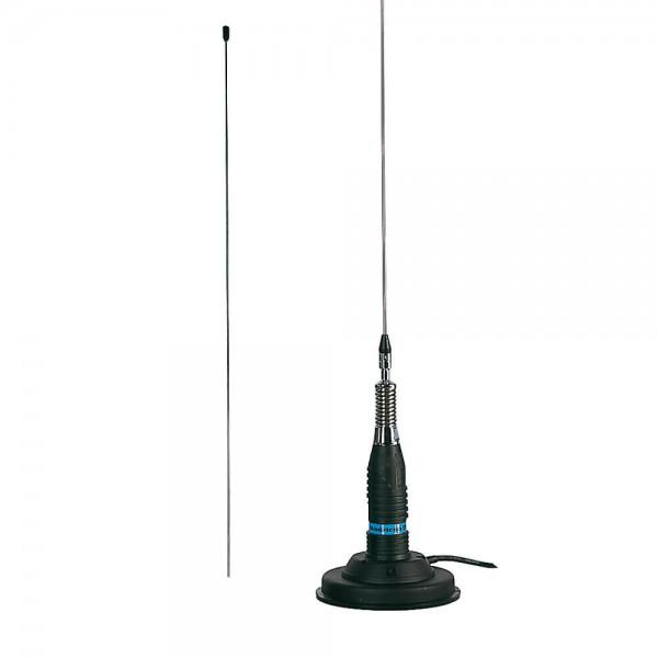 CB Funk Magnet Antenne ALBRECHT ML 145 Top 142cm 300Watt