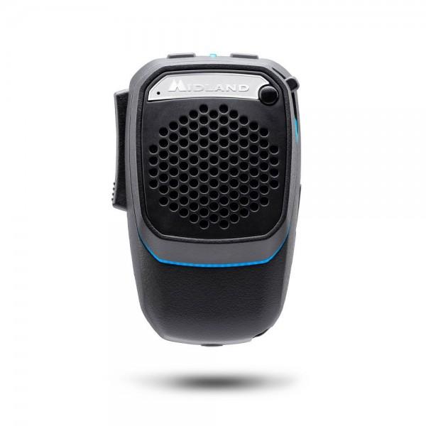Midland Dual Mike Wireless ohne Kabel Bluetooth für CBTalk App