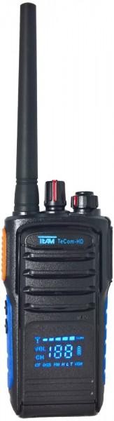 Team TeCom-HD 16Kanal PMR446 Funkgerät Super VOX