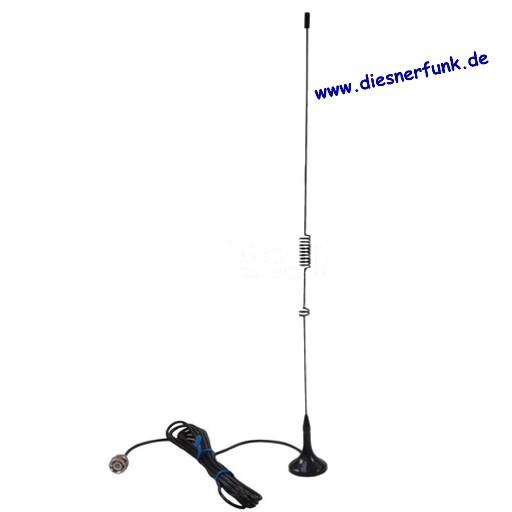 Scanner Antenne MiniScan Magnet sendefähig
