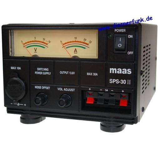 MAAS SPS-30-II Schaltnetzteil 9-15V DC / 35 A