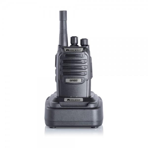 MIDLAND BR02 Business Radio PMR Groß- und Einzelhandel