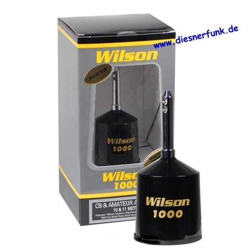 WILSON 1000 F Festmontage