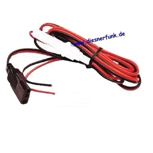 Stromanschlußkabel 3 polig DC Kabel neue Version