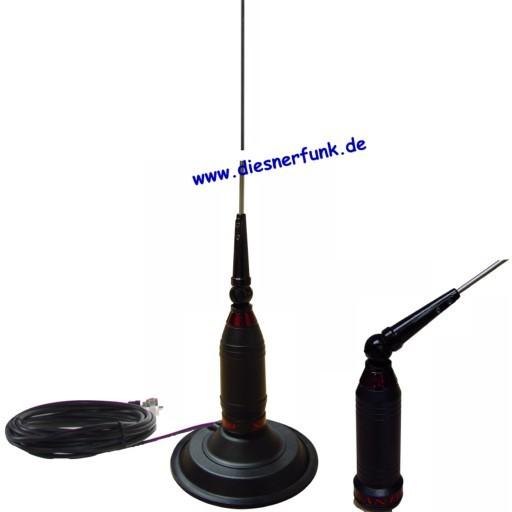 Super Santiago 1200 Magnetfuß CB-Antenne 1200Watt 190cm