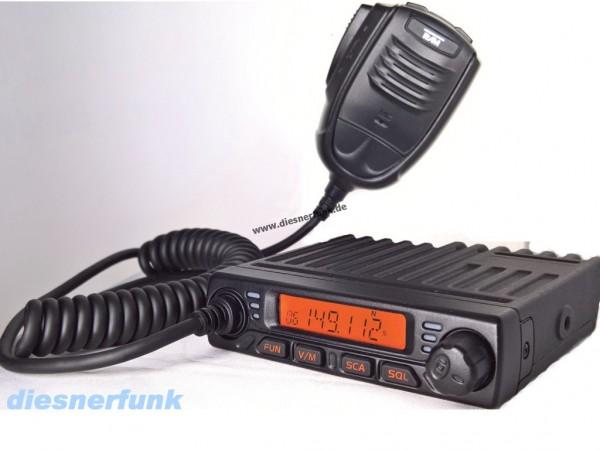 Team MiCo 200 Kanal Betriebsfunkgerät VHF 136-174MHz