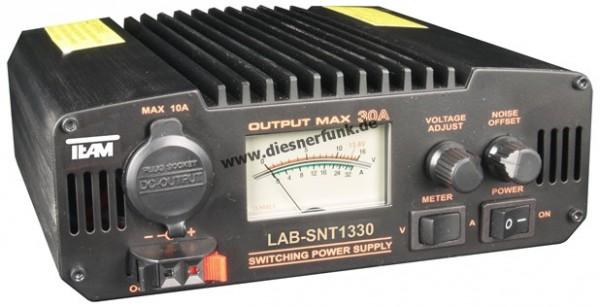 Team LAB-SNT 1330 Schaltnetzteil 30 Ampere 9-15 Volt