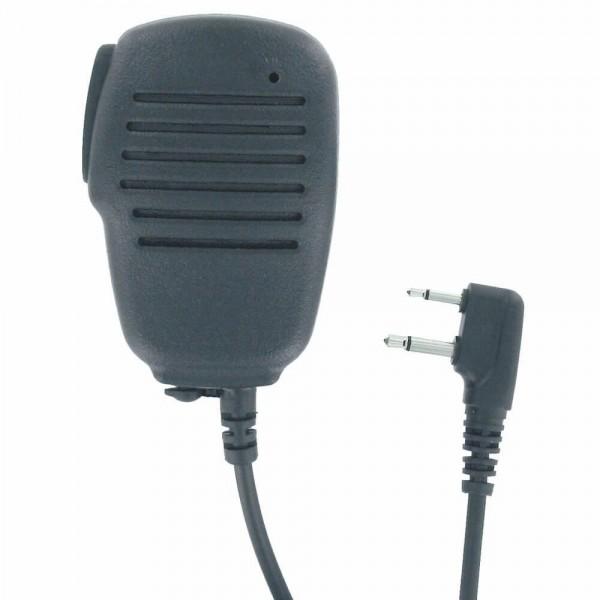 SM 500 K Lautsprecher-Mikrofon Metall Clip