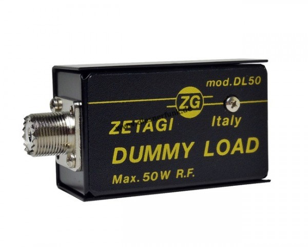 ZETAGI DL 50 Dummy Load max. 50 W