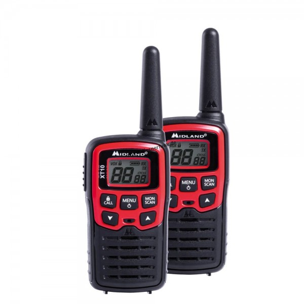 MIDLAND XT10- PMR446 Sprechfunkgerät