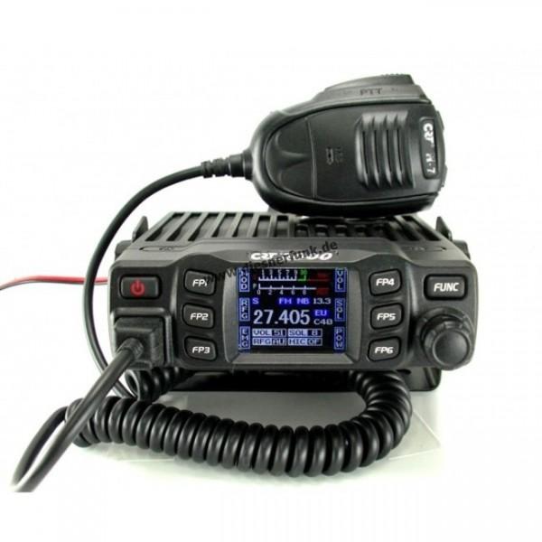 CRT 2000 Multi CB Funkgerät mit TFT Farbdisplay 12/24 Volt LKW